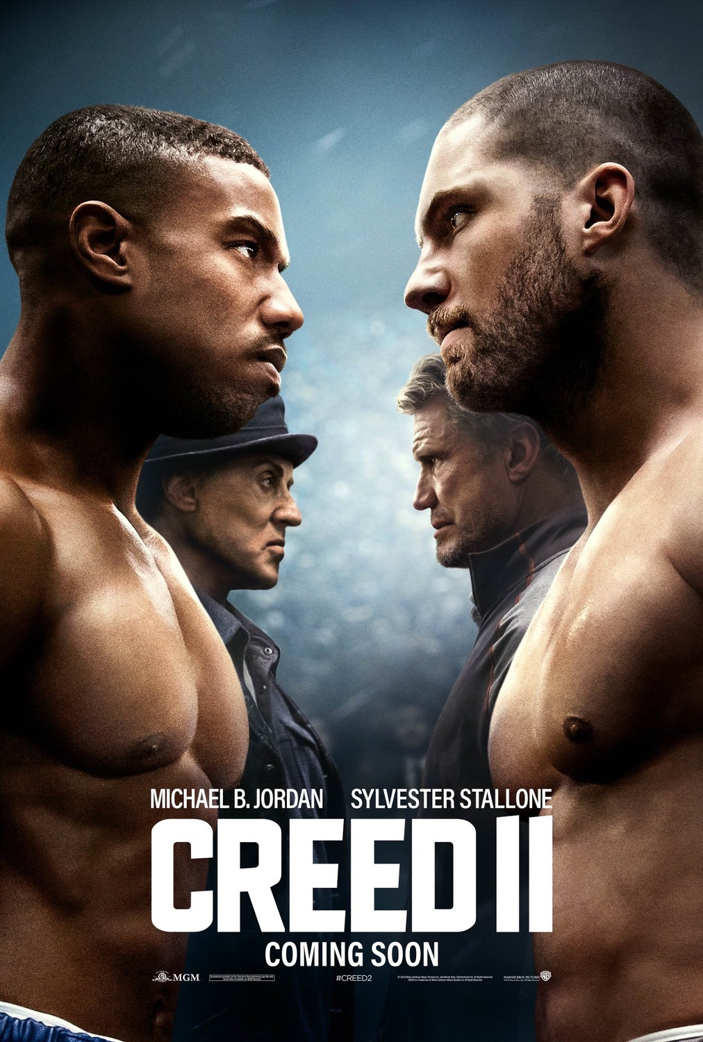 Creed II kapak