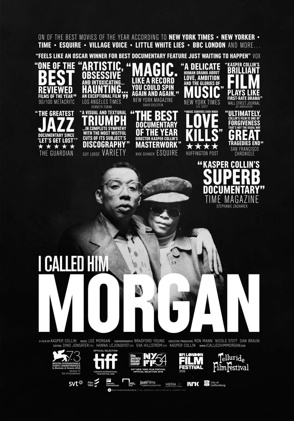 I Called Him Morgan kapak