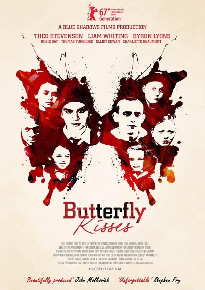 Butterfly Kisses kapak
