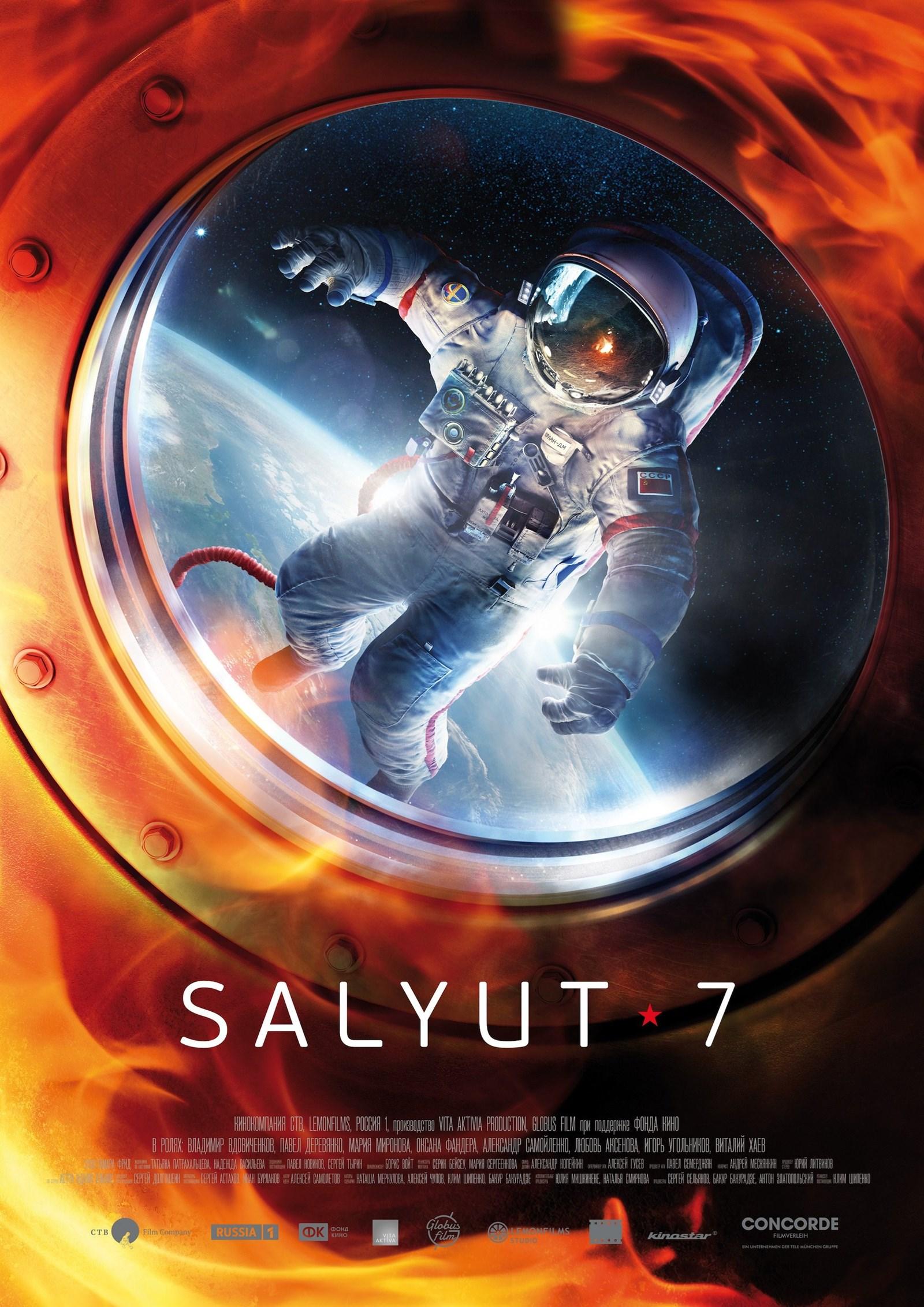 Salyut-7 kapak
