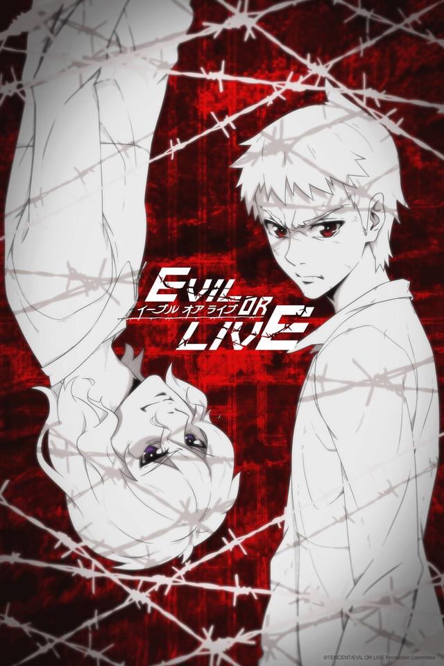 Evil or Live kapak