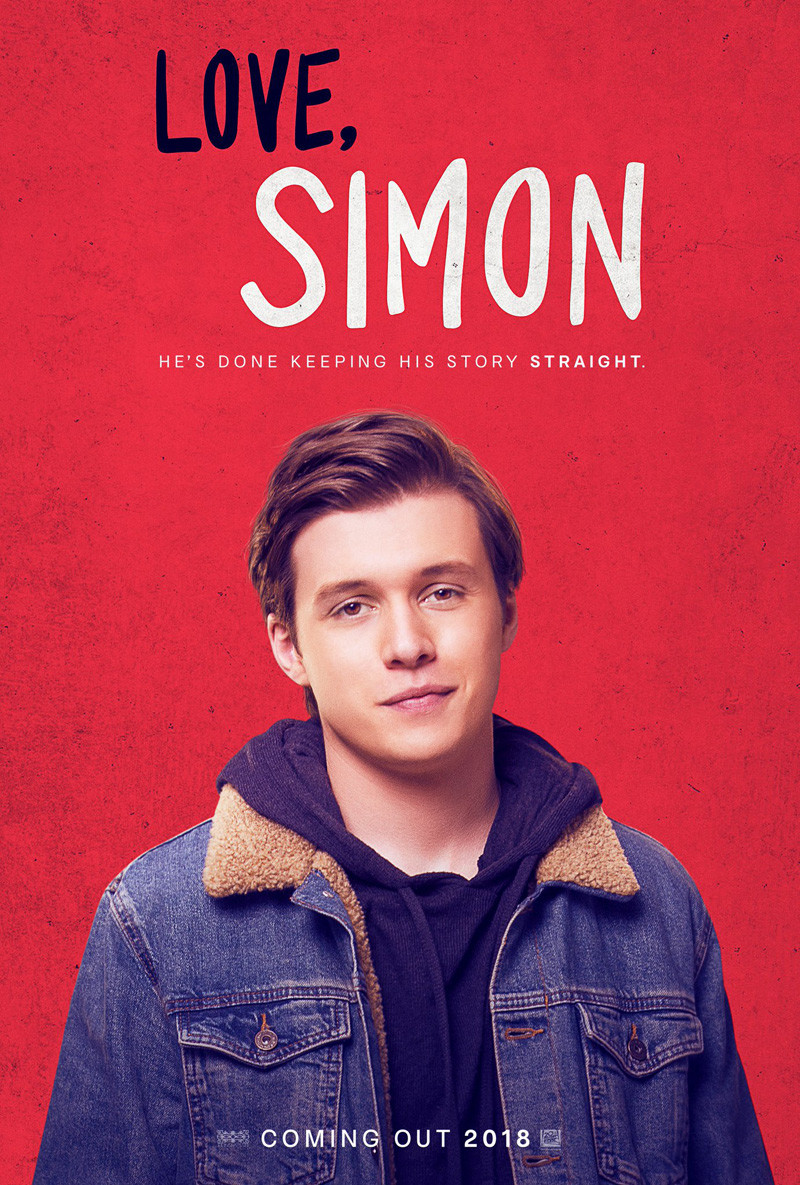 Love, Simon kapak