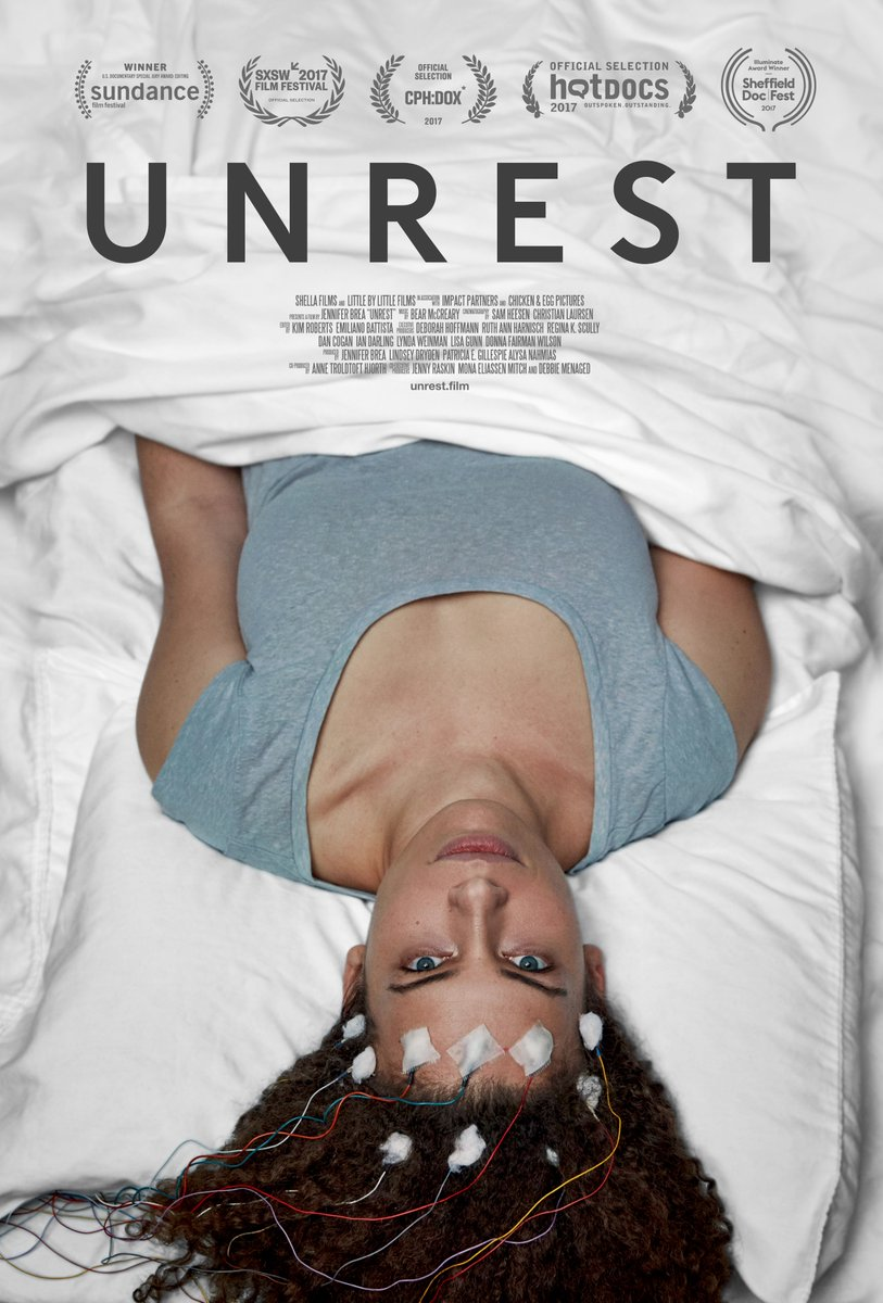 Unrest kapak
