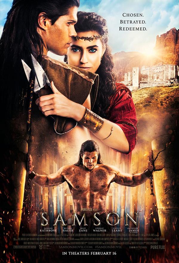 Samson kapak