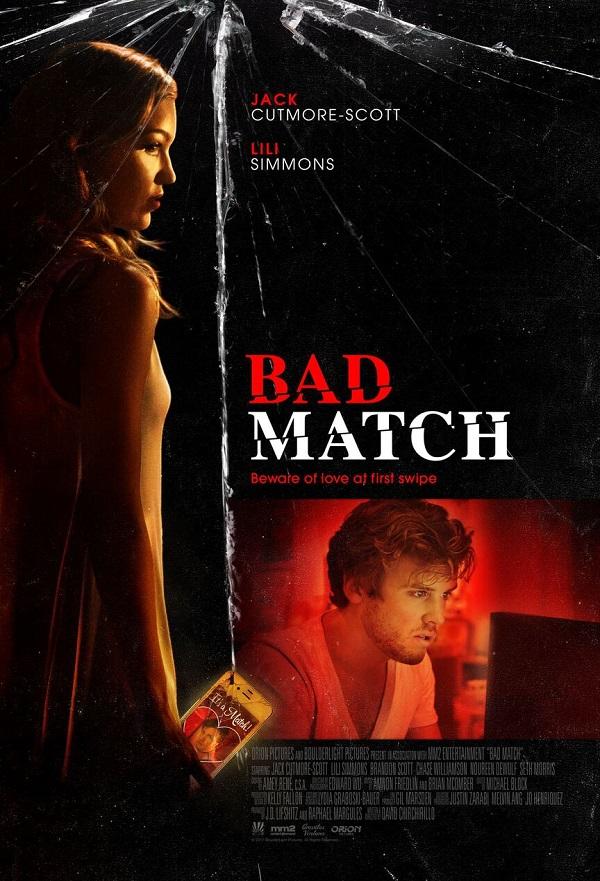 Bad Match kapak