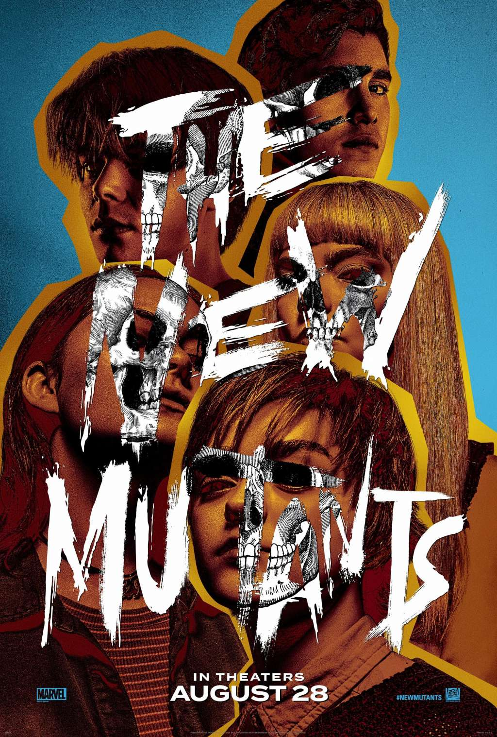 The New Mutants kapak