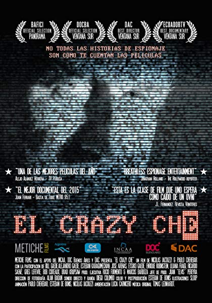 El Crazy Che kapak