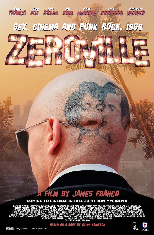 Zeroville kapak