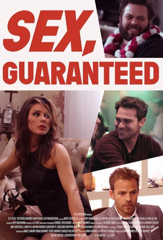 Sex Guaranteed kapak