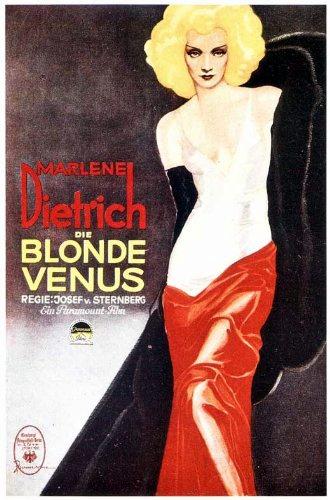 Blonde Venus kapak