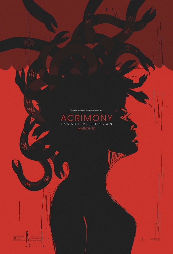 Acrimony kapak