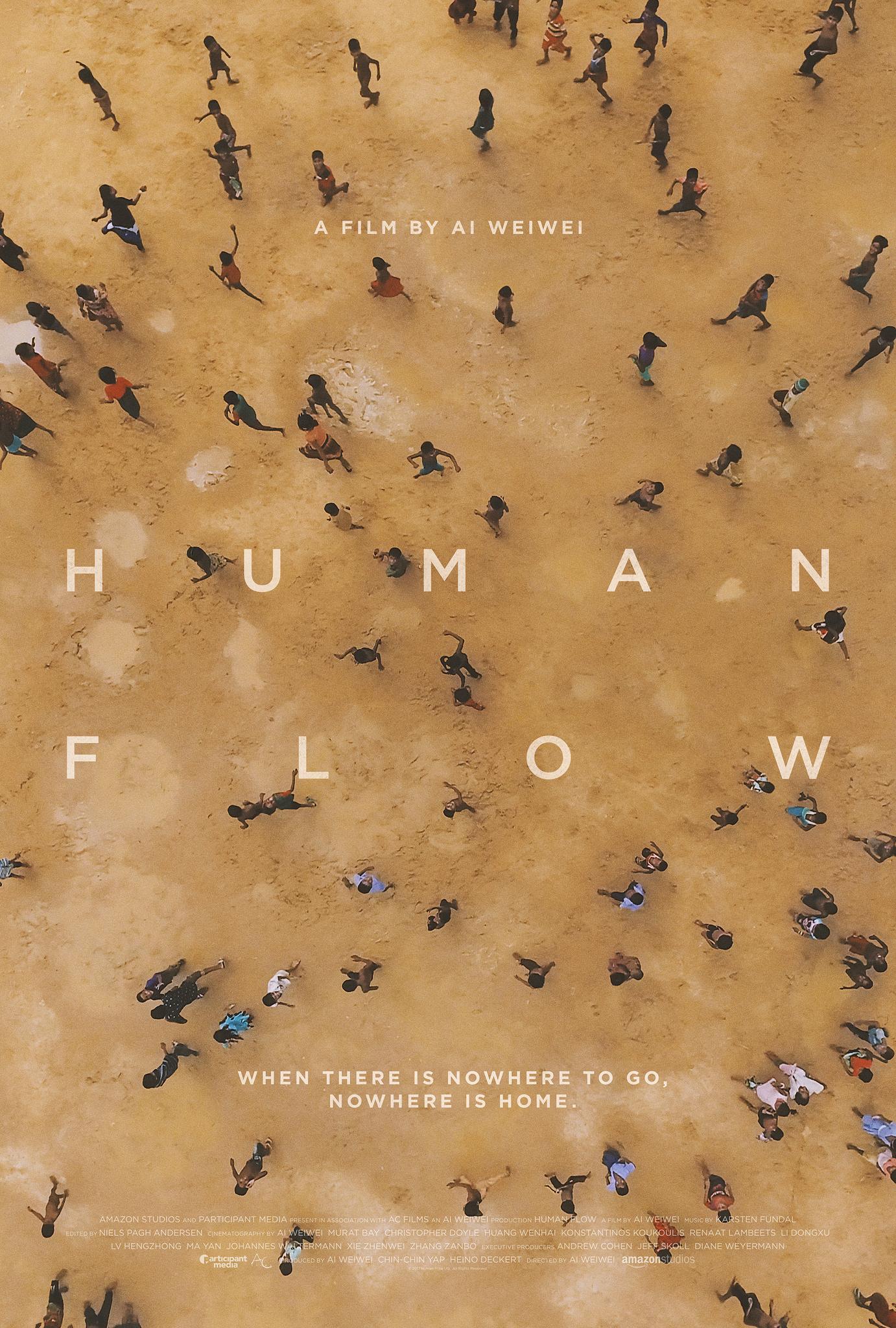 Human Flow kapak