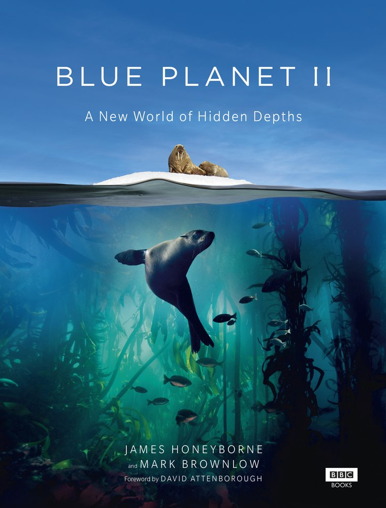 Blue Planet II kapak