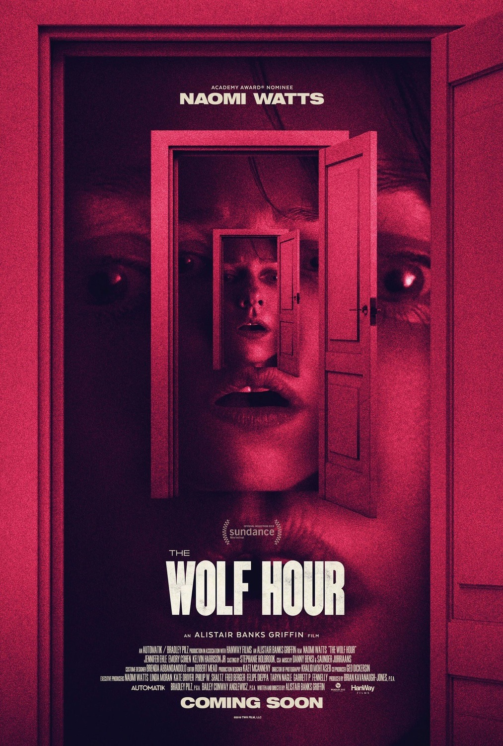 The Wolf Hour kapak