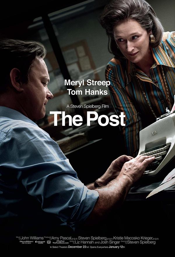 The Post kapak