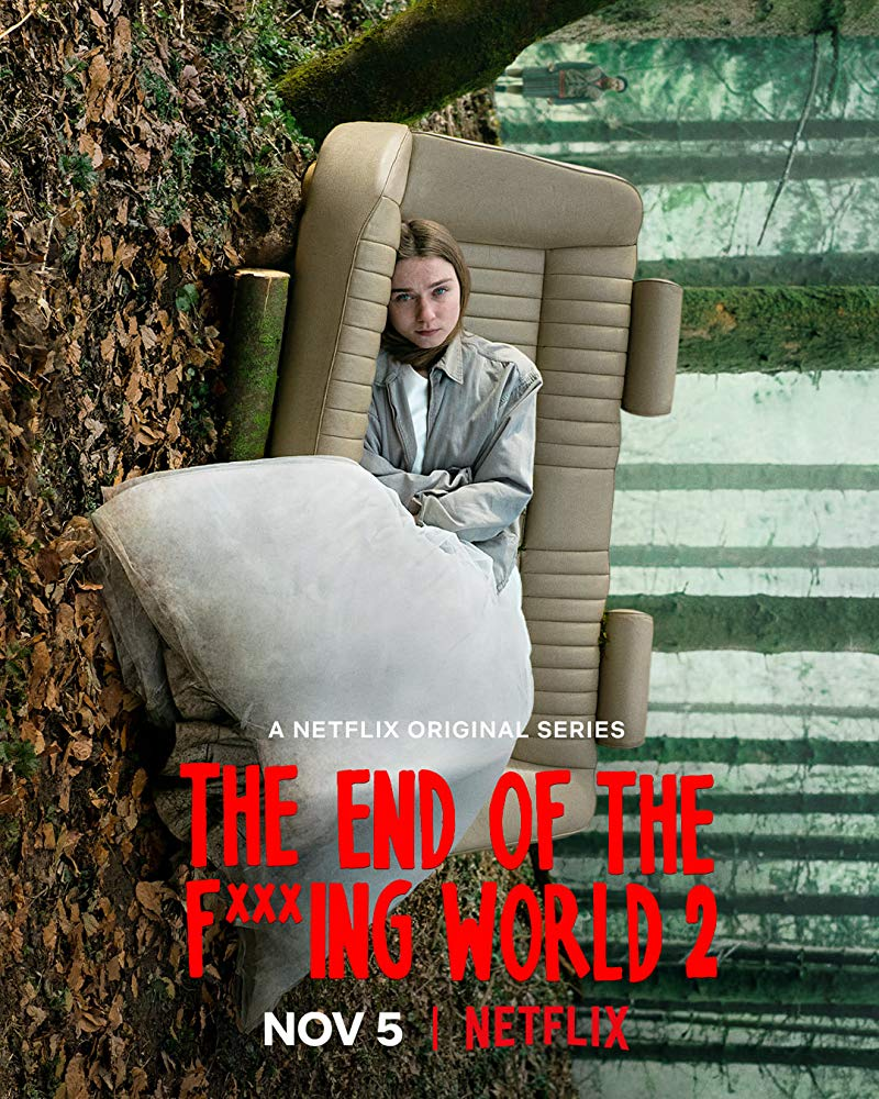 The End Of The F***ing World kapak