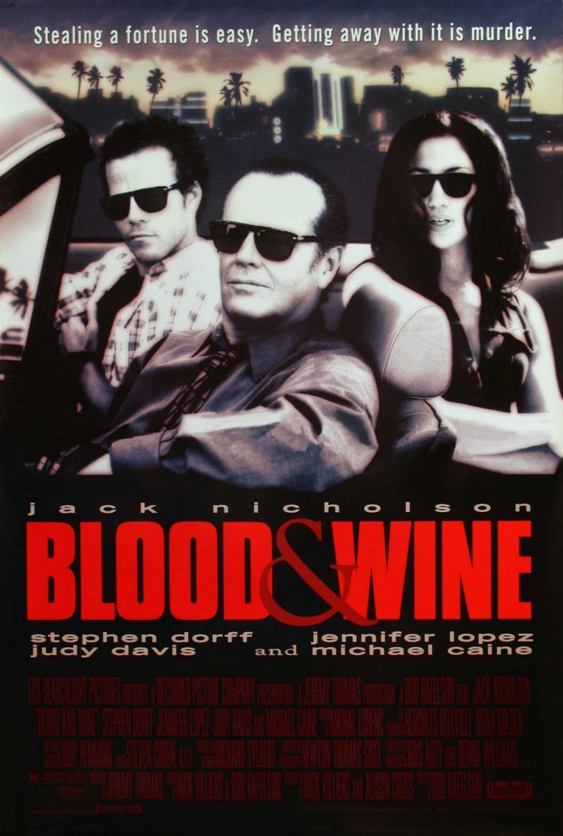 Blood and Wine kapak