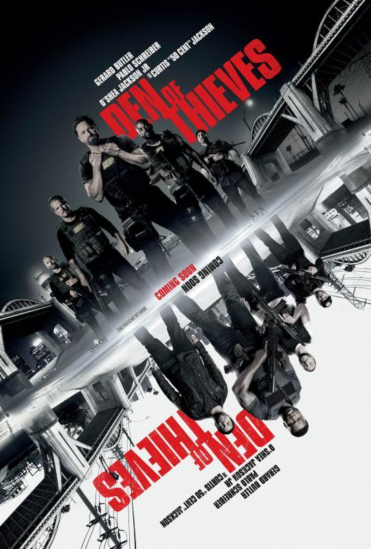 Den of Thieves kapak