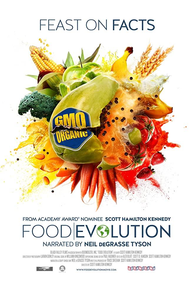 Food Evolution kapak