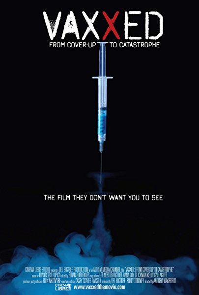 Vaxxed: From Cover-Up to Catastrophe kapak