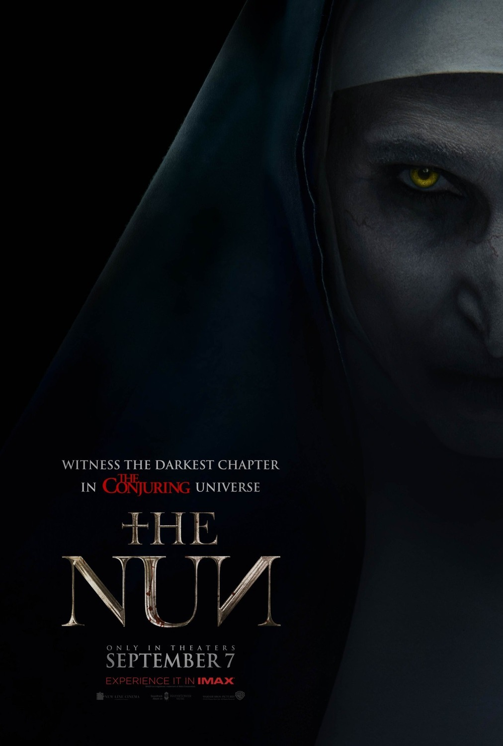 The Nun kapak