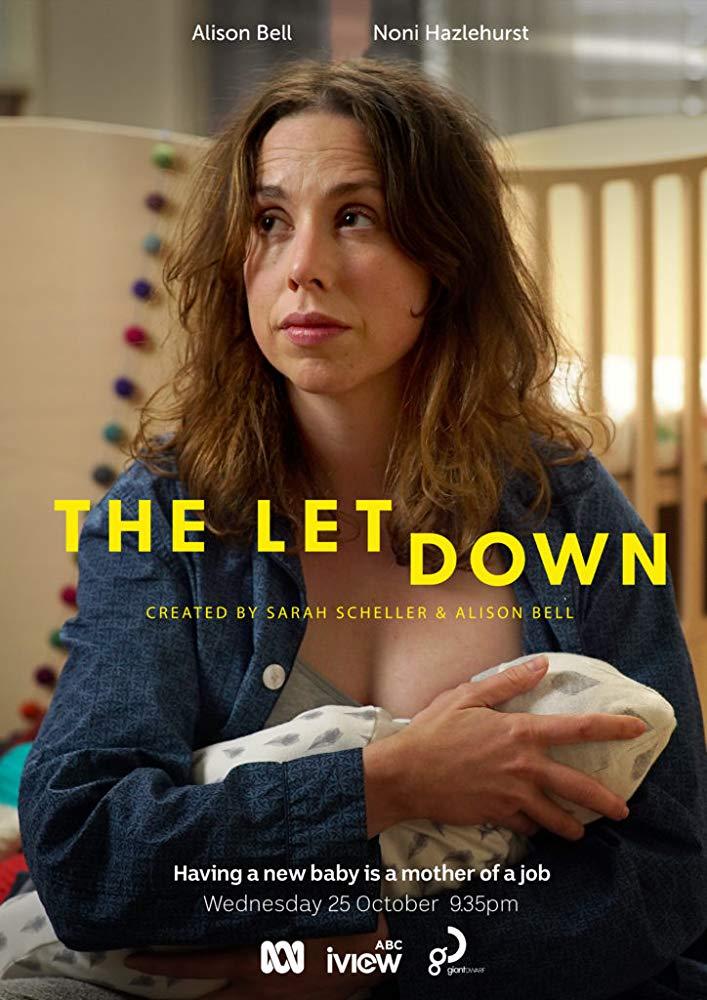 The Letdown kapak