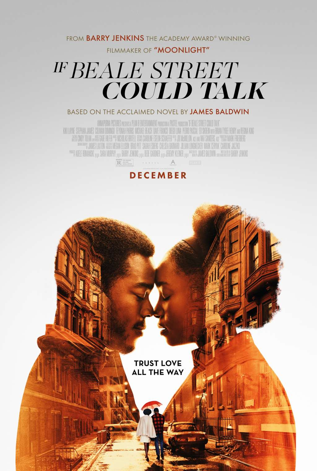 If Beale Street Could Talk kapak
