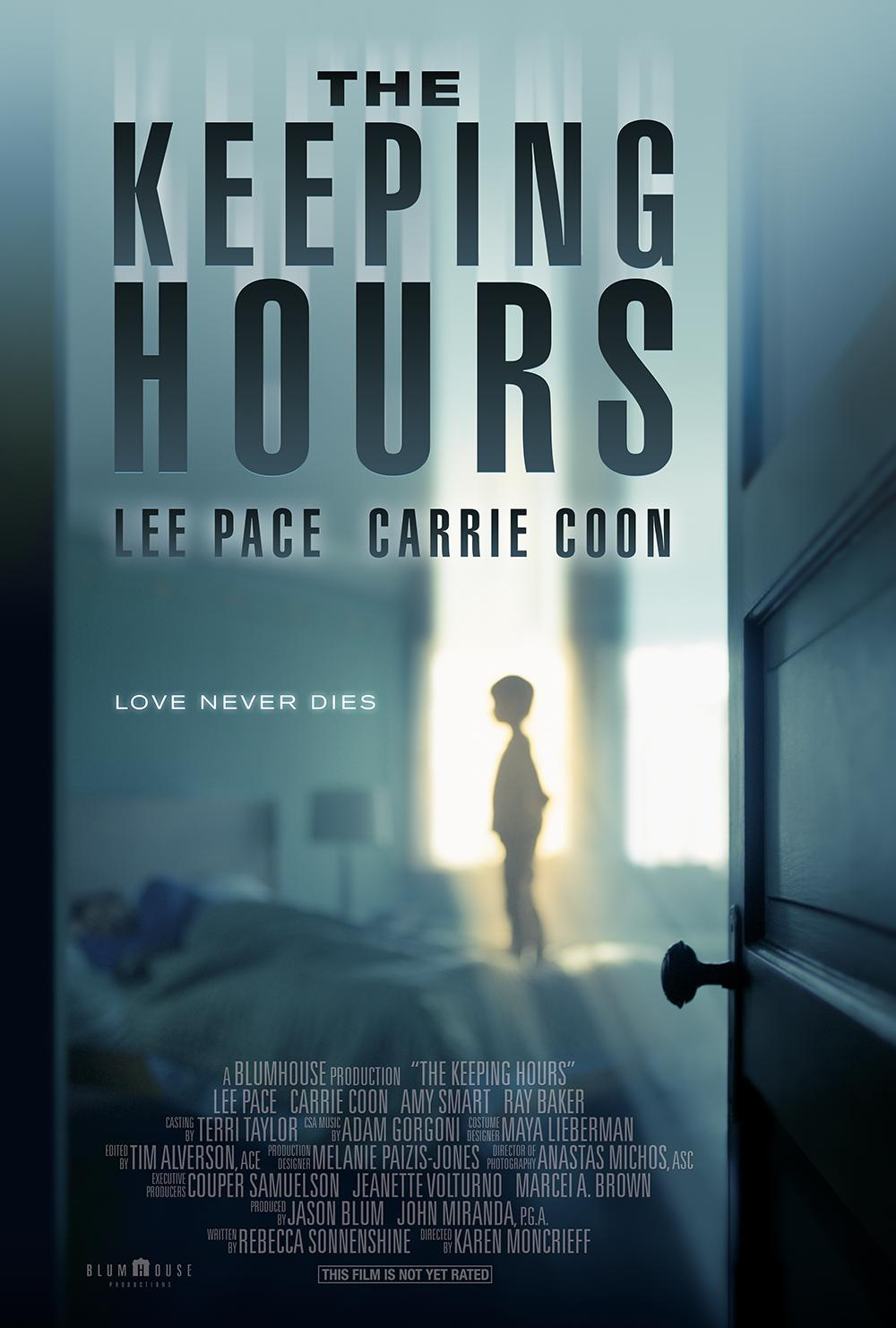 The Keeping Hours kapak