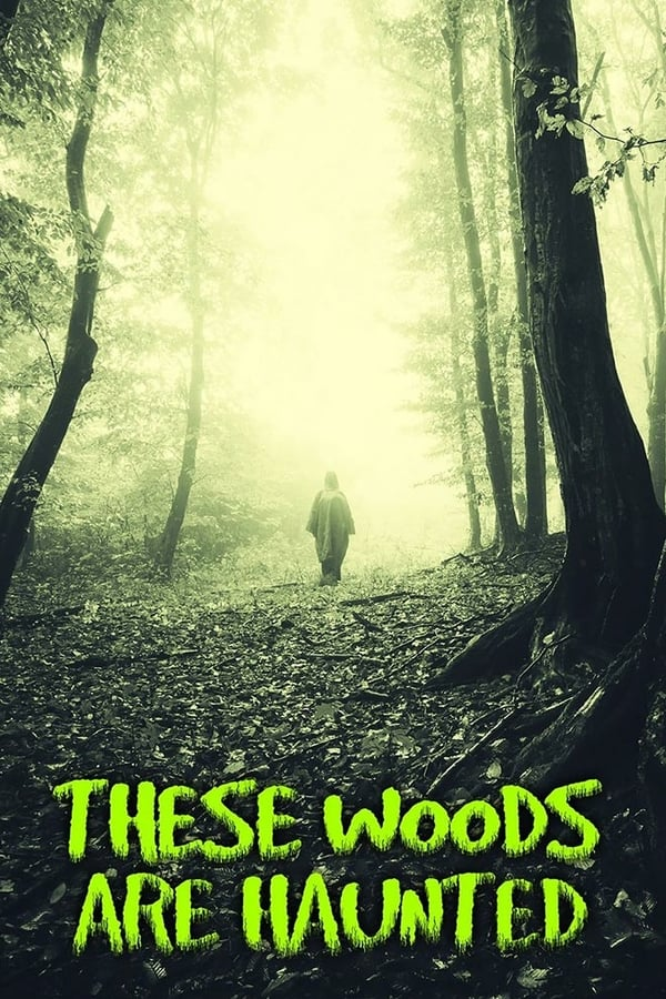 Terror in the Woods kapak