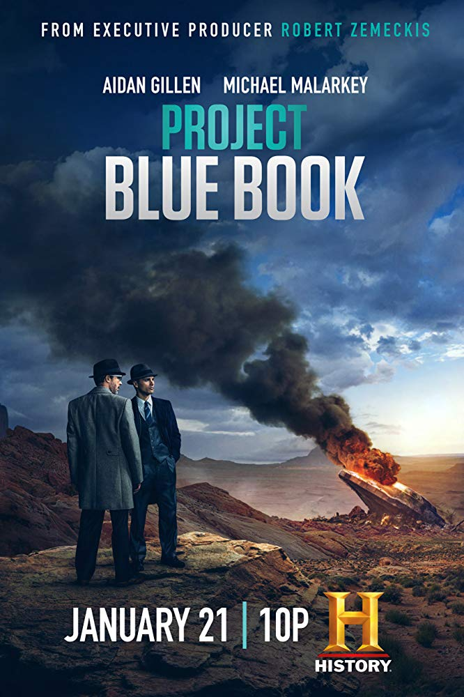 Project Blue Book kapak