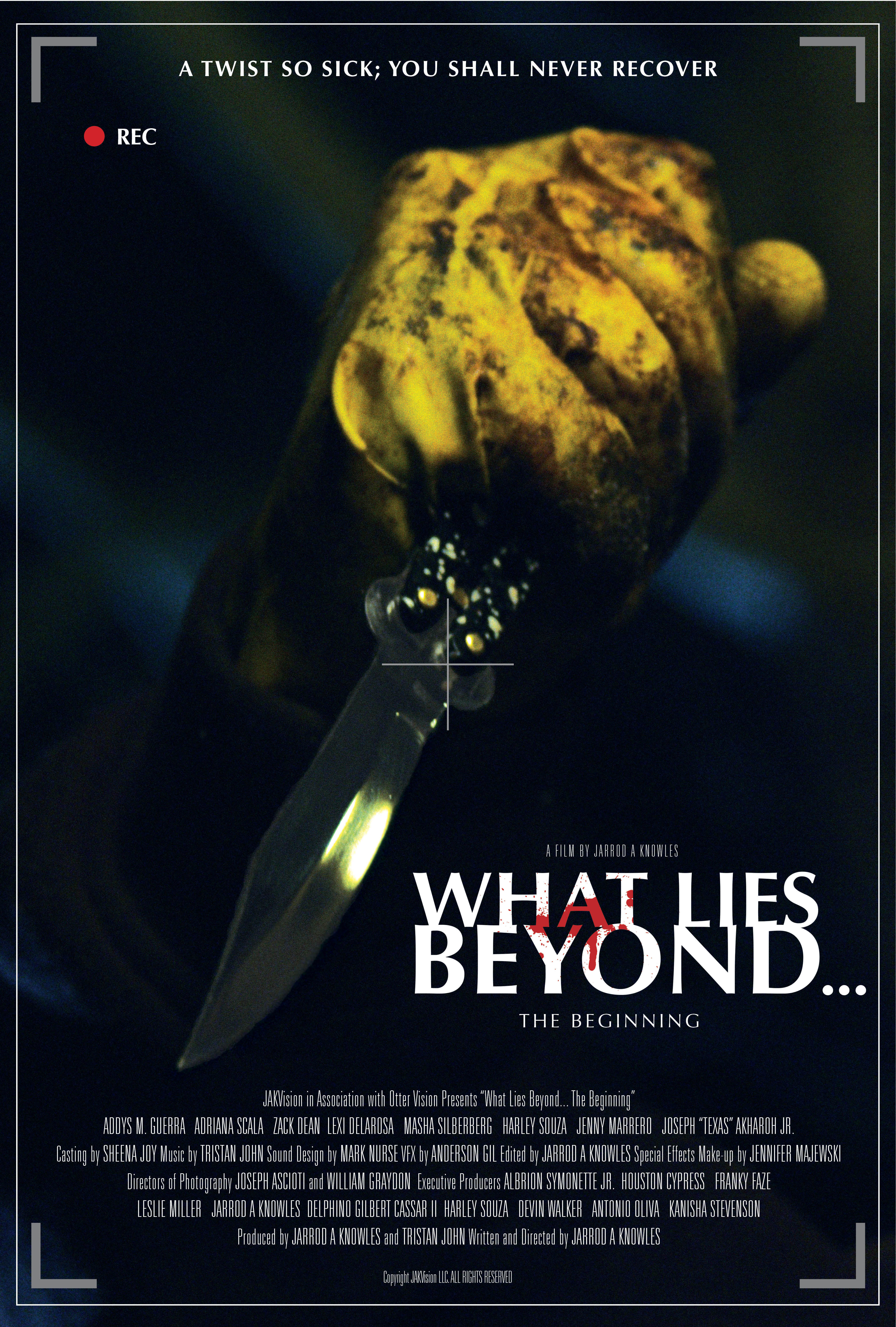 What Lies Beyond... The Beginning kapak