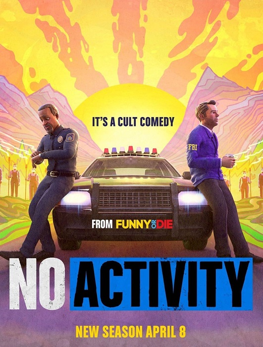 No Activity kapak