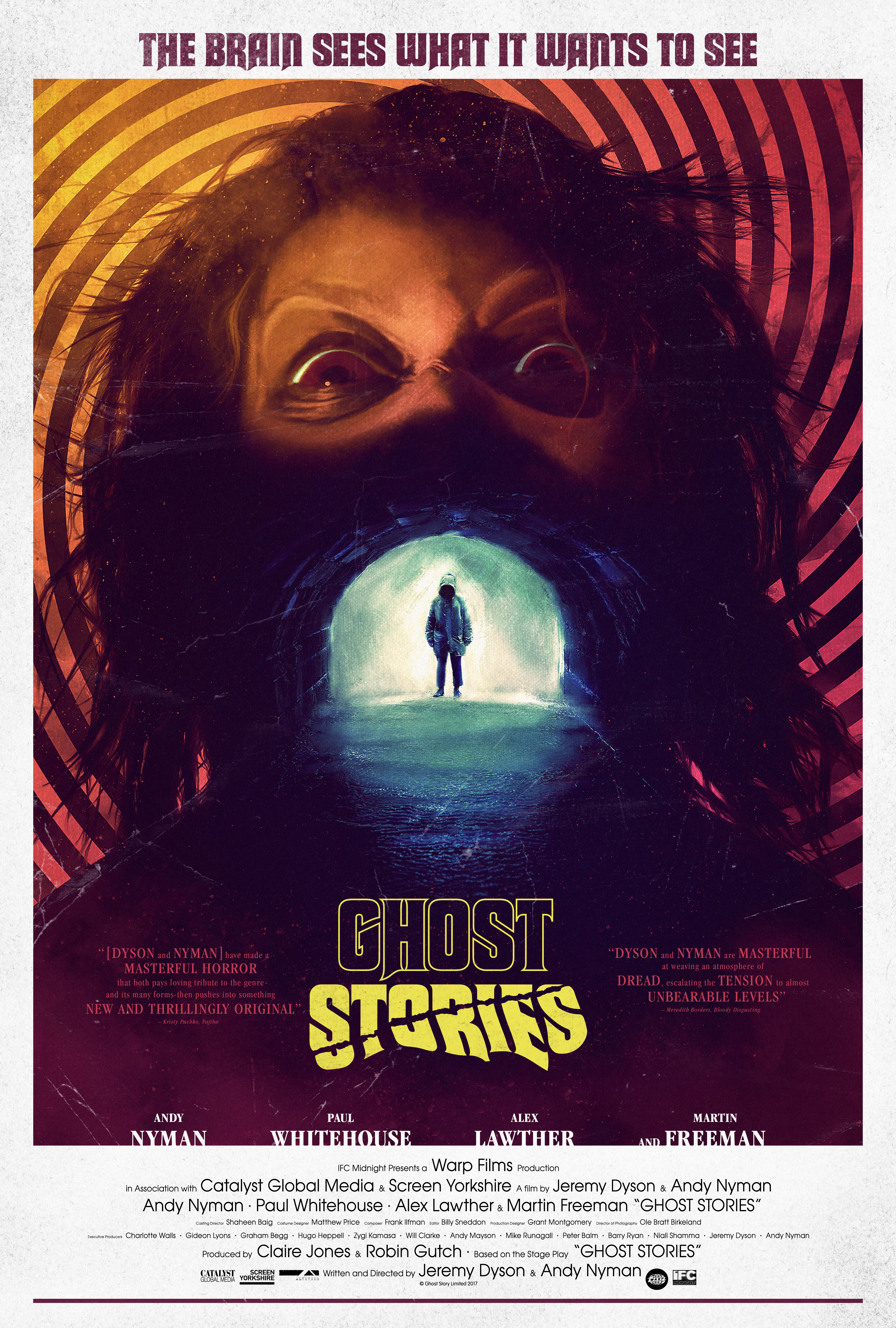 Ghost Stories kapak