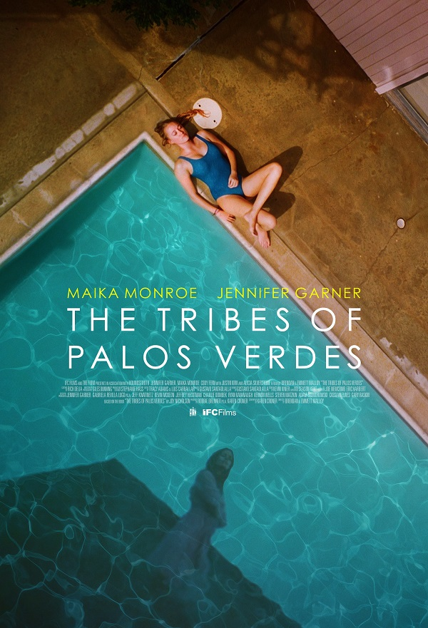 The Tribes of Palos Verdes kapak