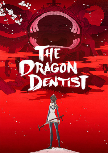 The Dragon Dentist kapak