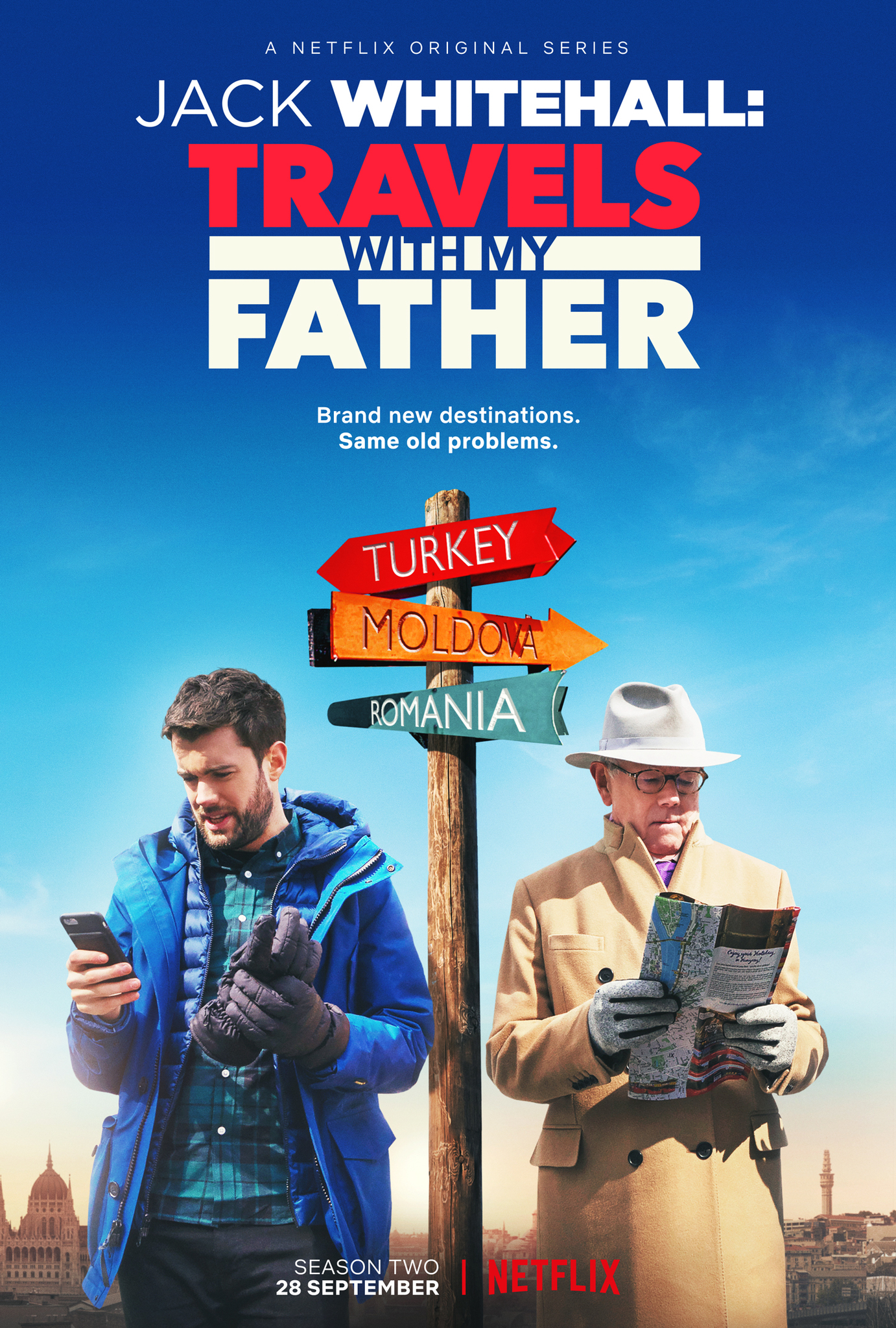 Jack Whitehall: Travels with My Father kapak