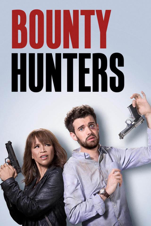 Bounty Hunters kapak