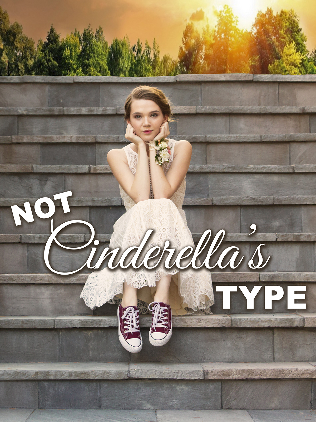 Not Cinderella's Type kapak