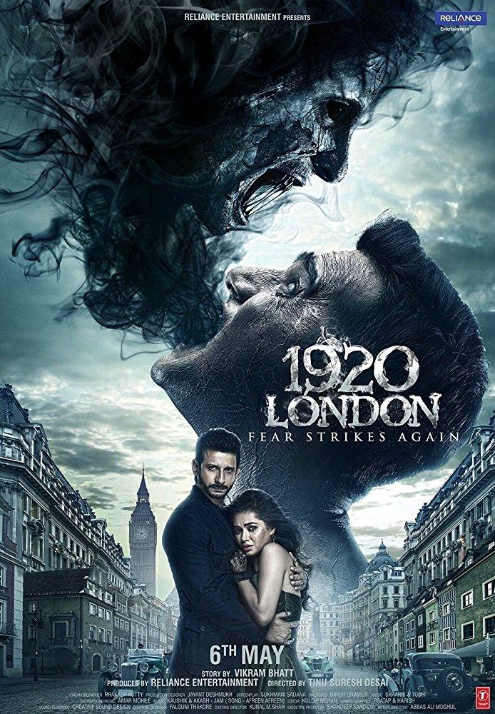 1920 London kapak