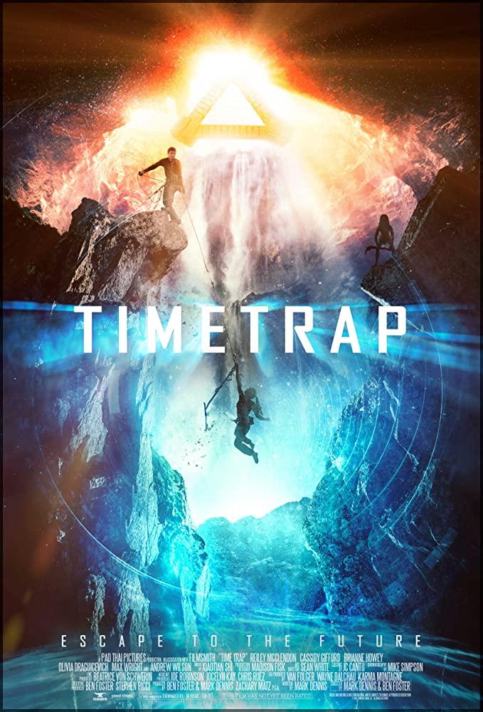 Time Trap kapak