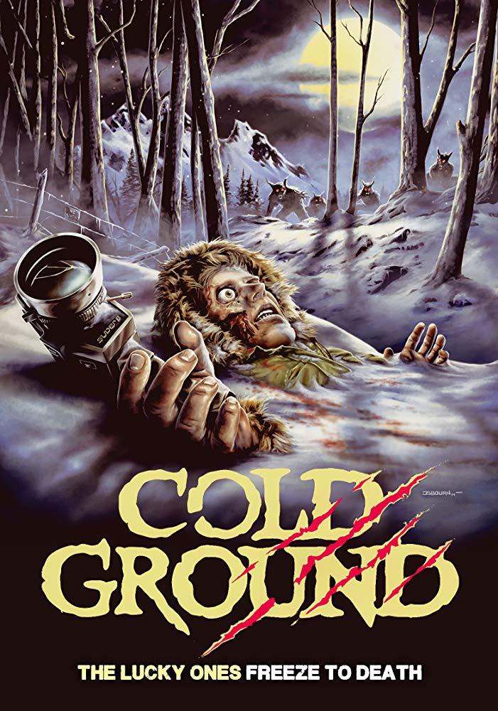Cold Ground kapak