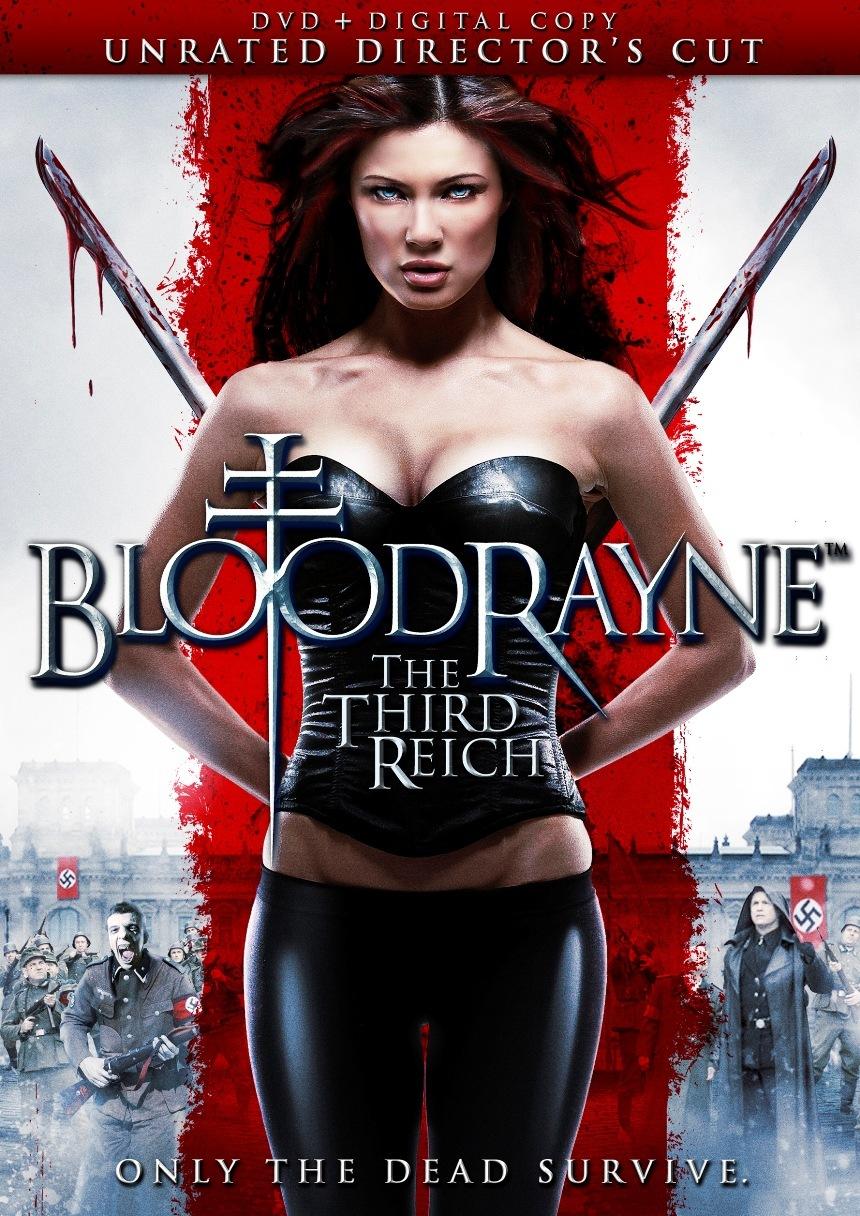 BloodRayne: The Third Reich kapak