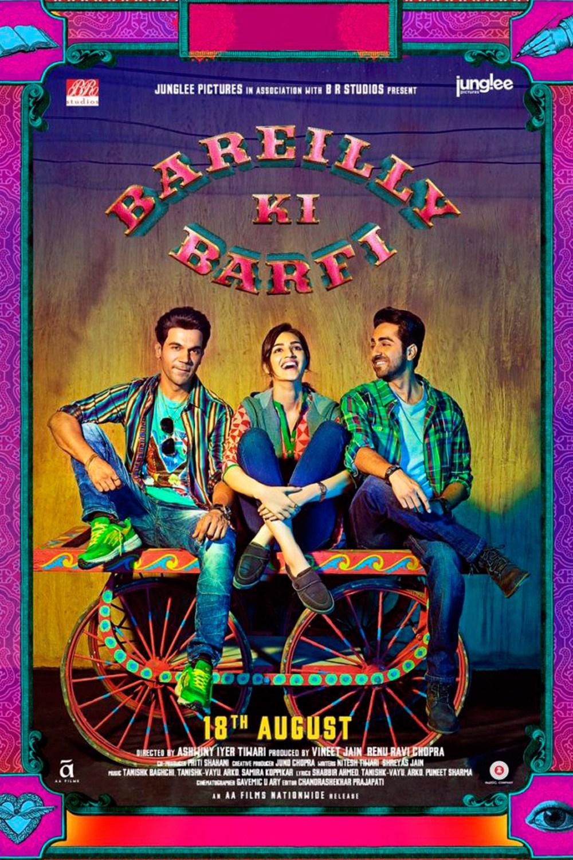 Bareilly's Barfi kapak