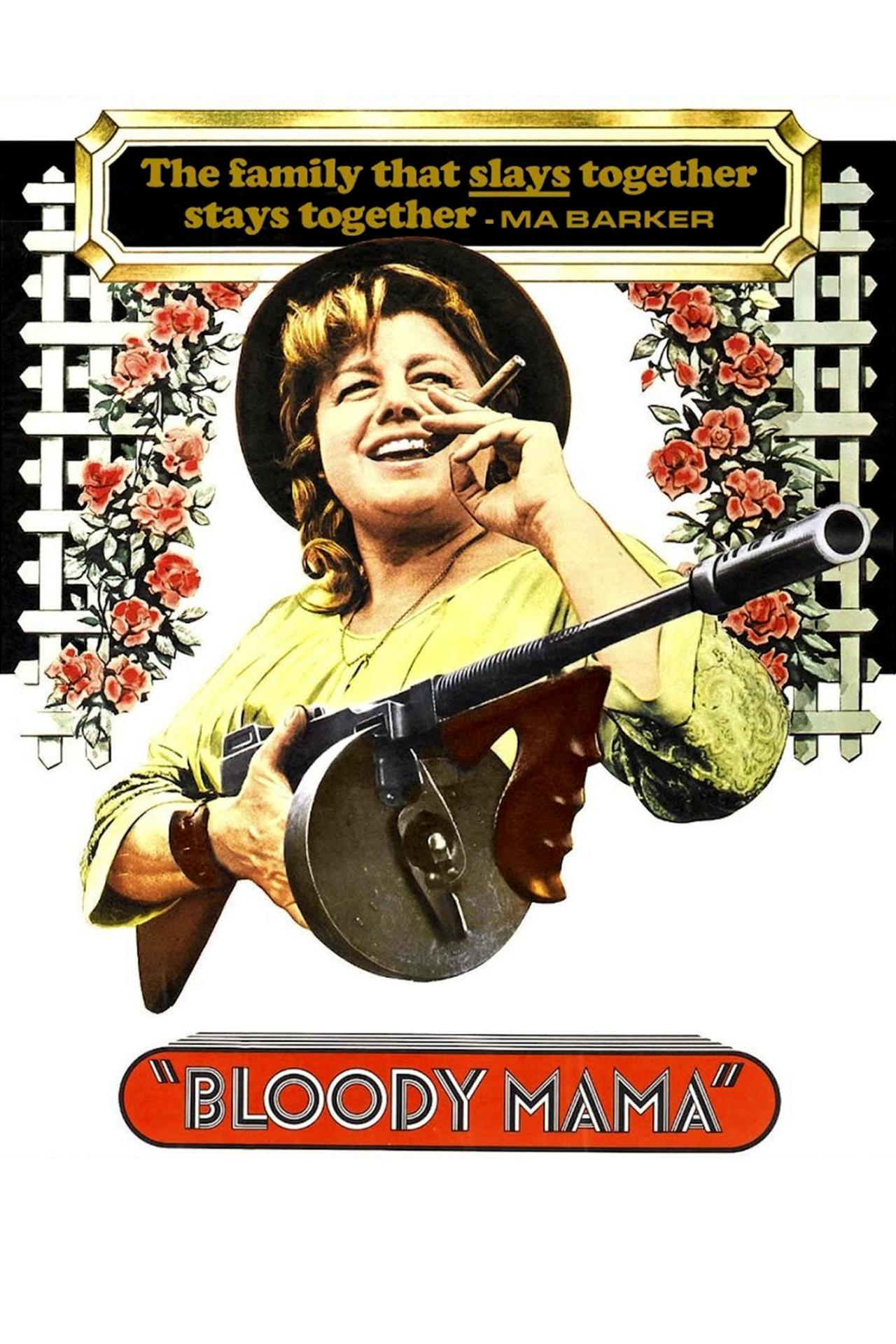 Bloody Mama kapak