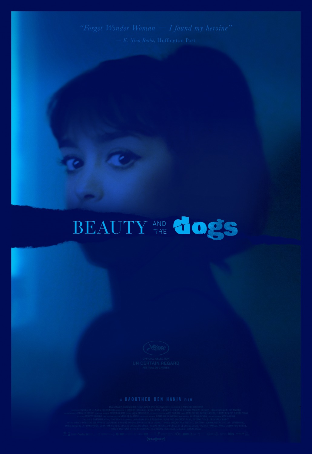 Beauty and the Dogs kapak