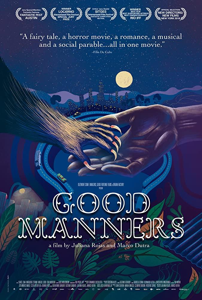 Good Manners kapak