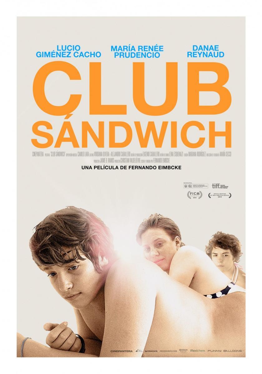 Club Sandwich kapak