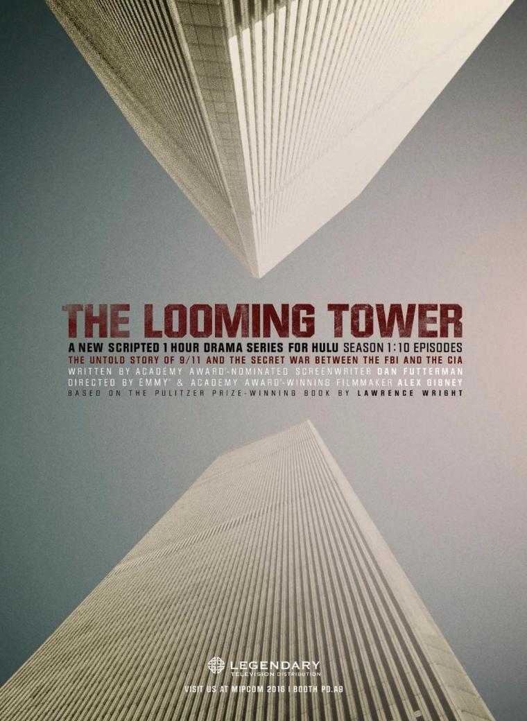 The Looming Tower kapak