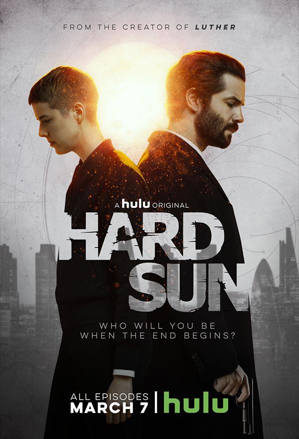 Hard Sun kapak