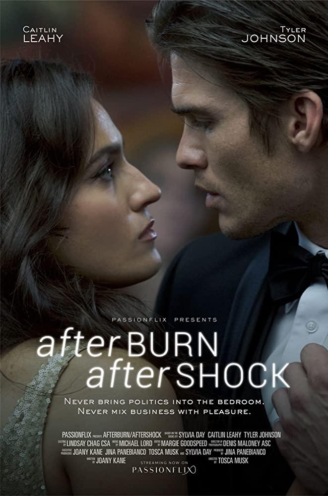 Afterburn/Aftershock kapak